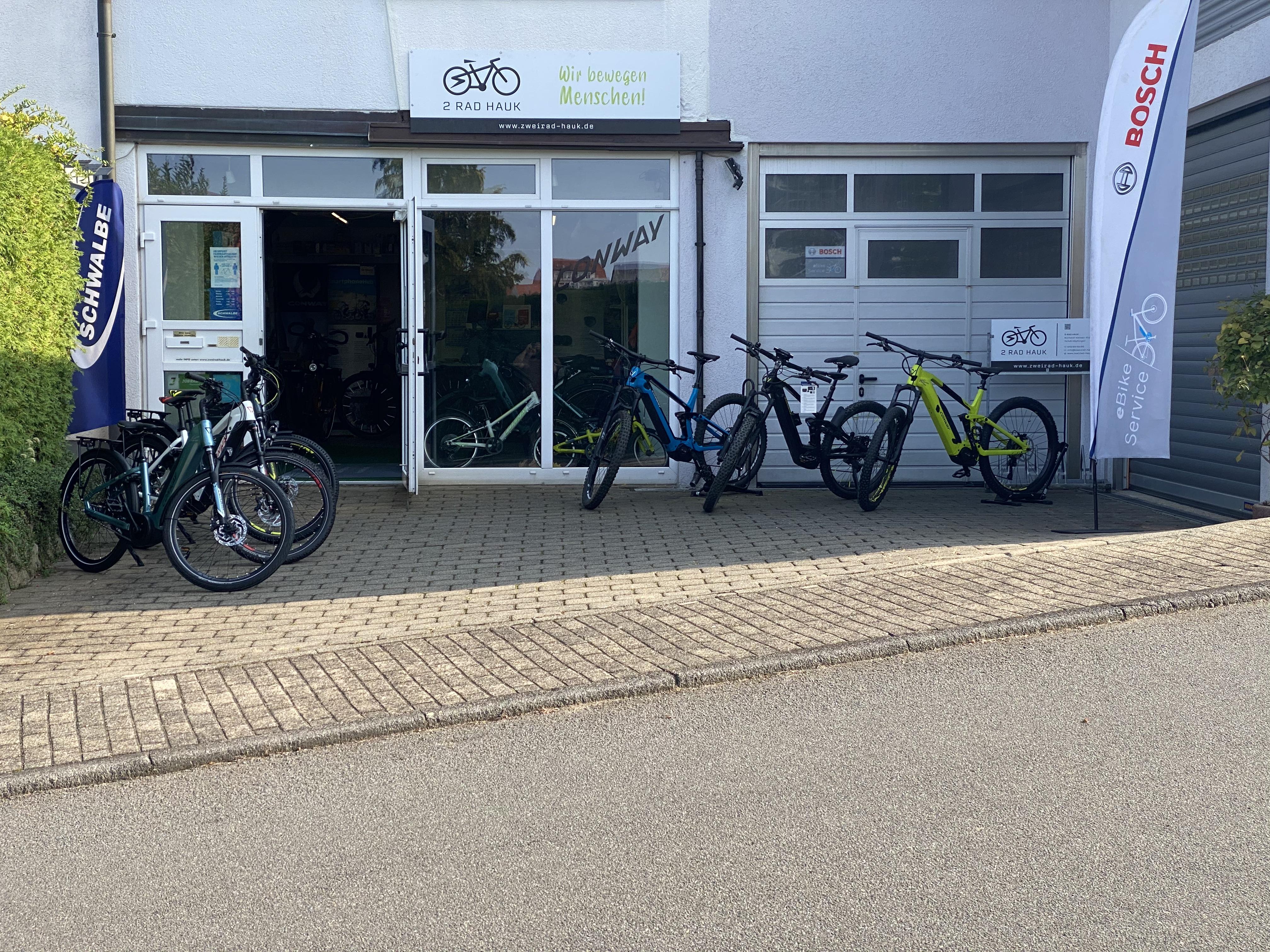Unser Fahrradgeschäft in Höpfingen